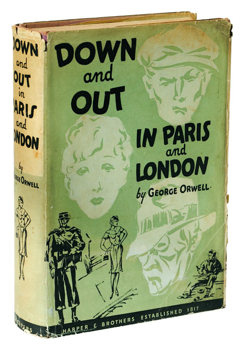 Down and Out in Paris in London
