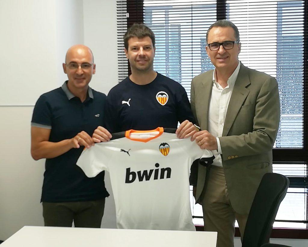 Caxton College será escuela conveniada de Valencia Club de fútbol